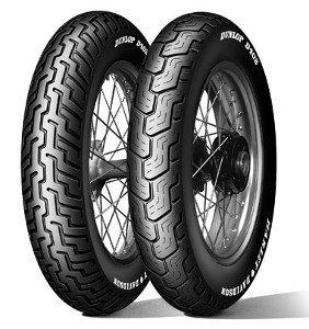 Dunlop D402 F H/D ( 130/70B18 TL 63H M/C, etupyörä )