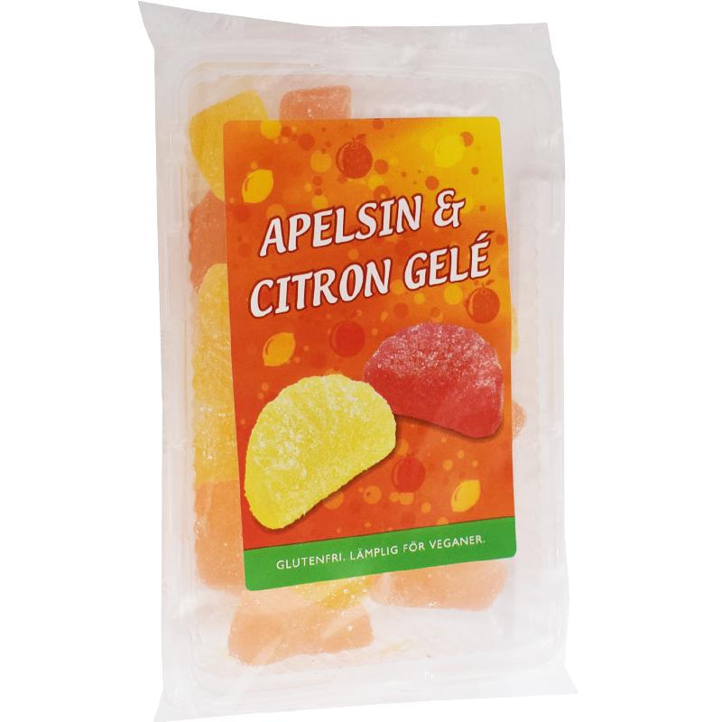 Godis Apelsin & Citron - 36% rabatt