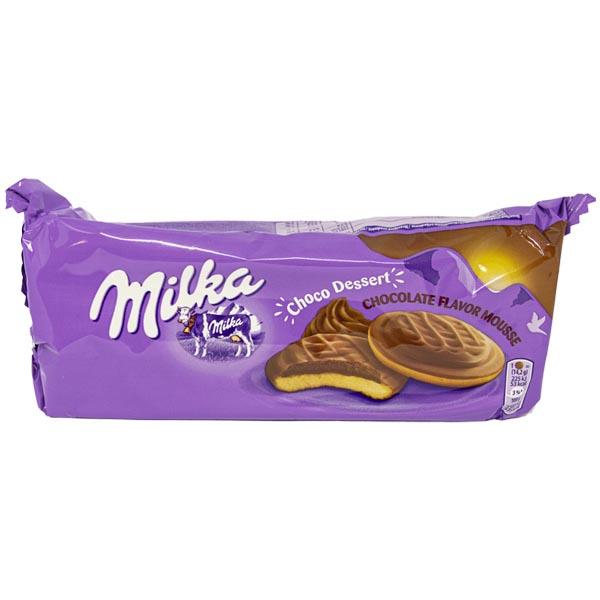 Choco Mousse Milka Kex - 128 g