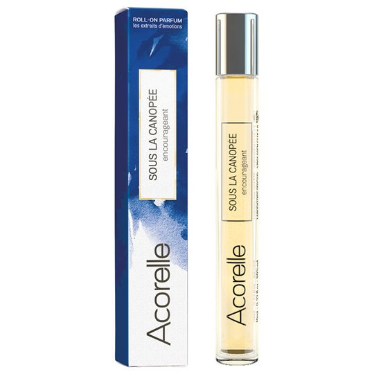 Acorelle Sous la Canopée Eau de Parfum Roll-on, 10 ml