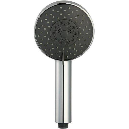 Adora Dominus Käsisuihku Ø 115 mm, Viisi suihkutyyppiä, kromi