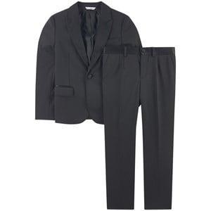 Dolce & Gabbana Wool Kostym Svart 4 år