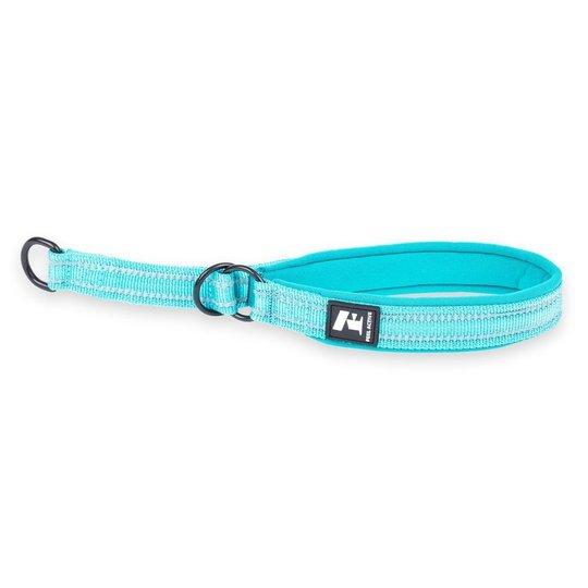 Feel Active Limited Slip Vadderat Halsband Turkos (20-35 cm)