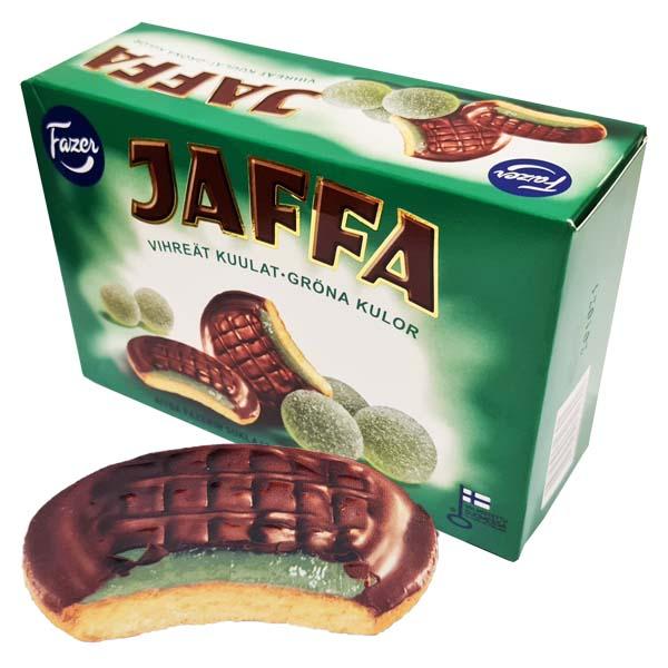 Jaffa-kex Gröna Kulor 300g