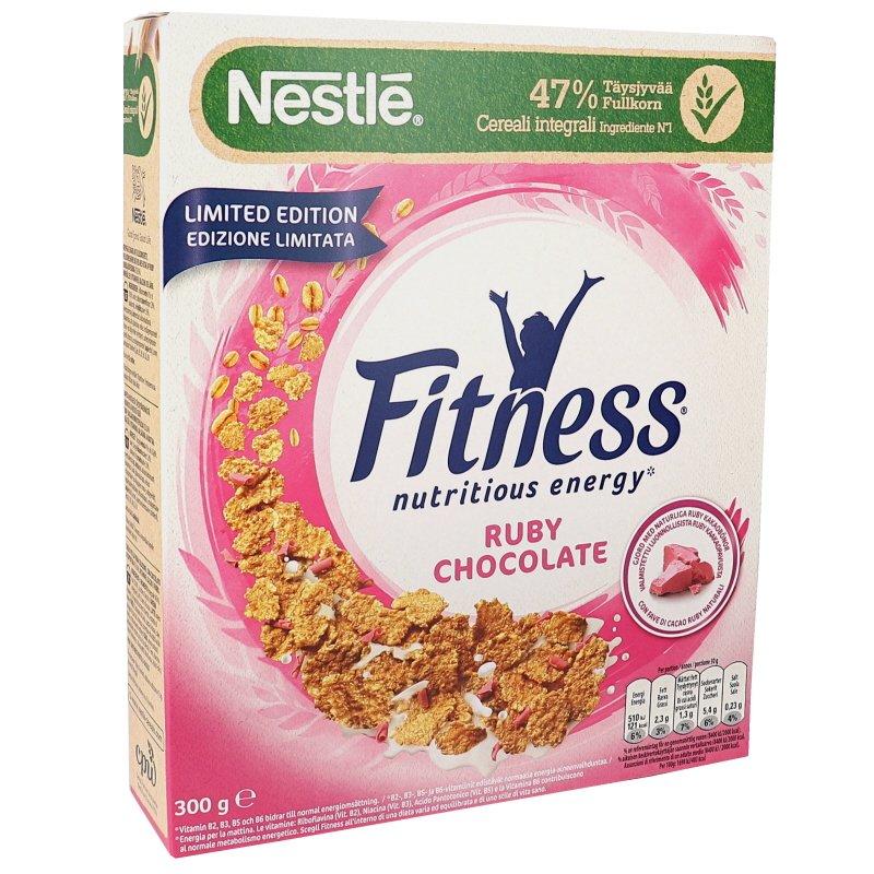 Fitness Ruby Chocolate Täysjyvämurot - 30% alennus