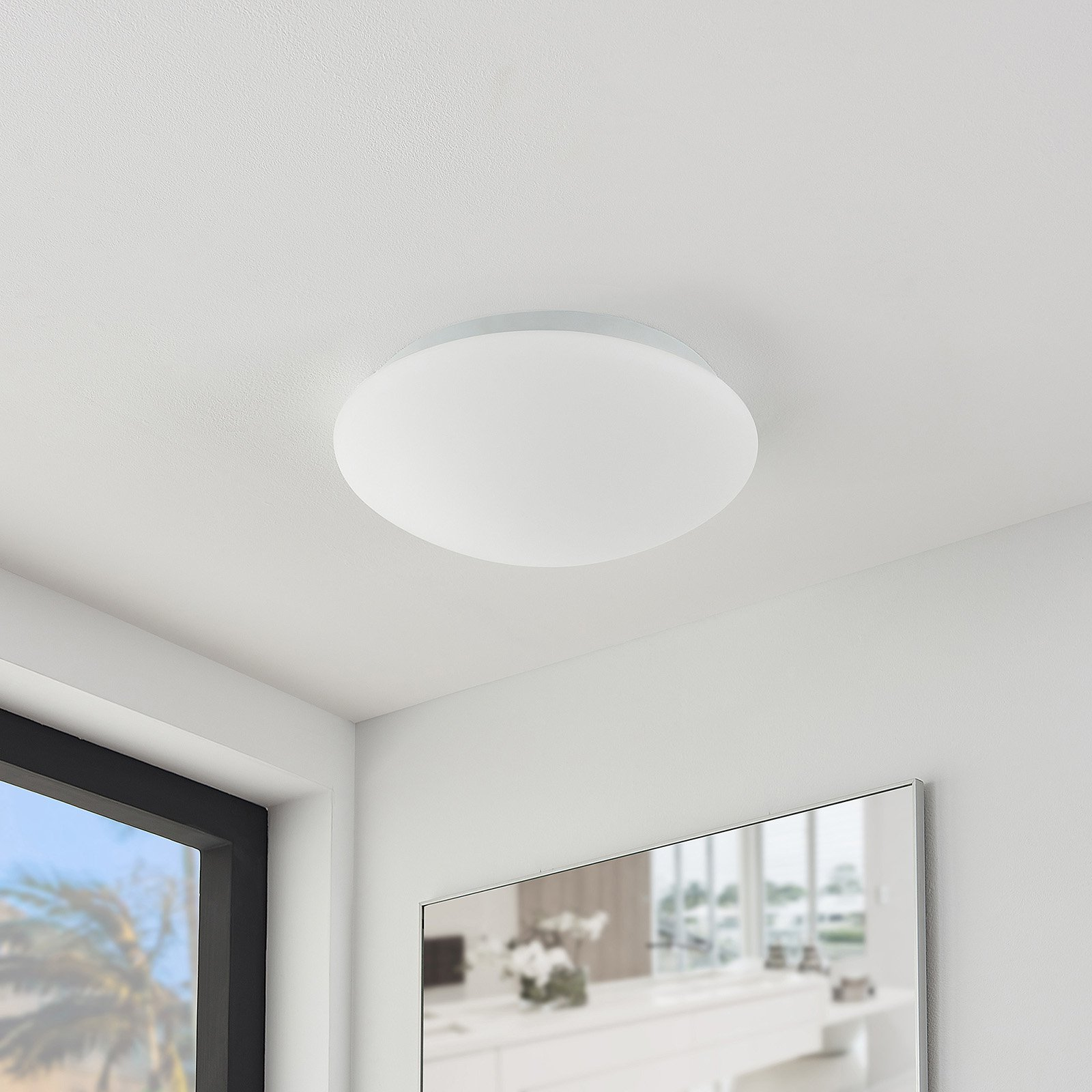 Arcchio Marlie LED-taklampe, sensor, 3 000 K