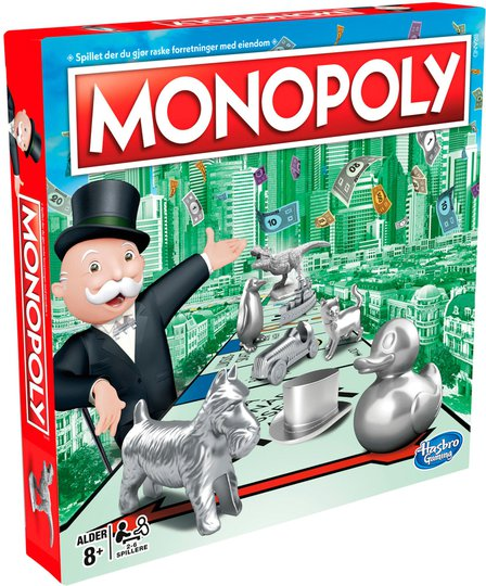 Hasbro Monopol Classic