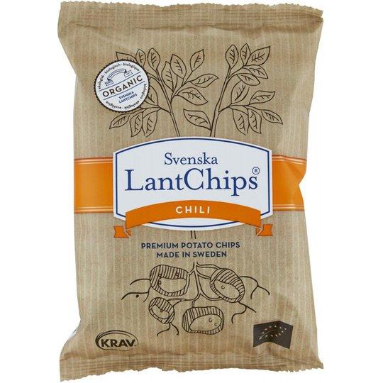Chips Chili 100g - 37% rabatt