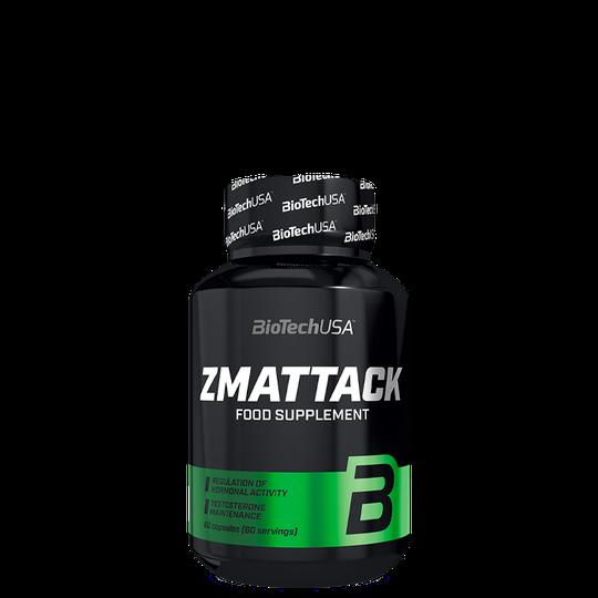 ZMAttack, 60 caps