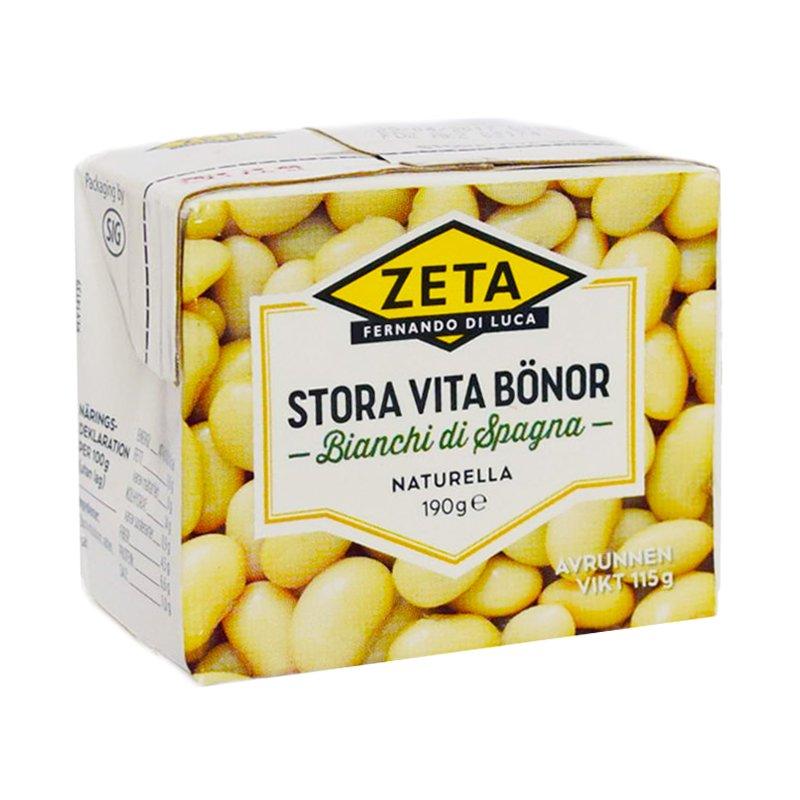 Stora Vita Bönor 190g - 36% rabatt
