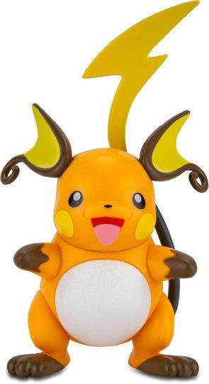 Pokémon Battle Figur Raichu