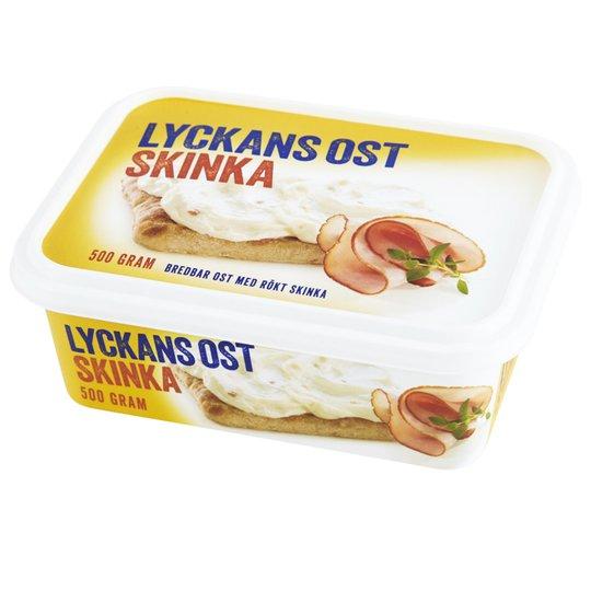 "Skinkost ""Lyckans Ost"" 500g - 39% rabatt"