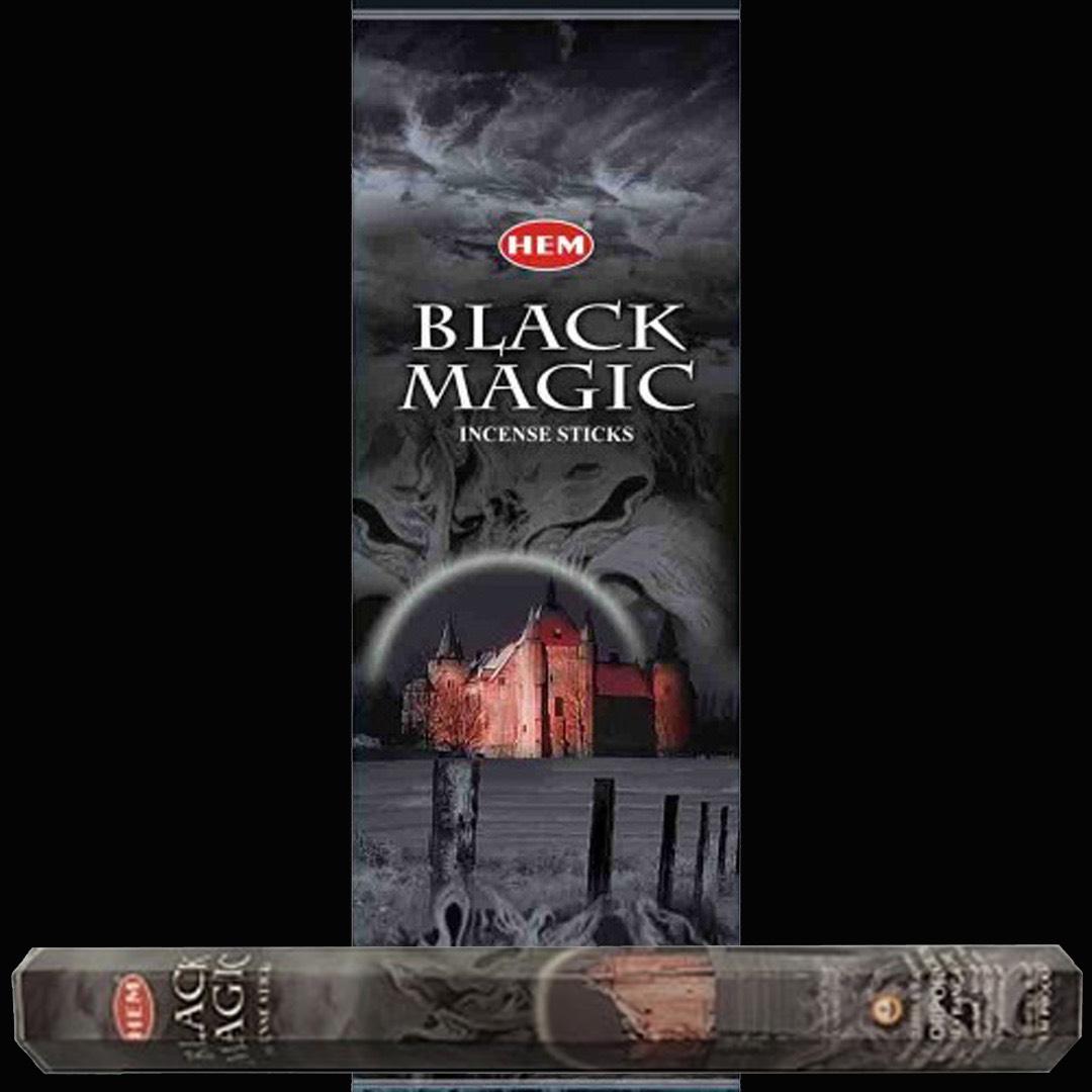 Black Magic Rökelse HEM