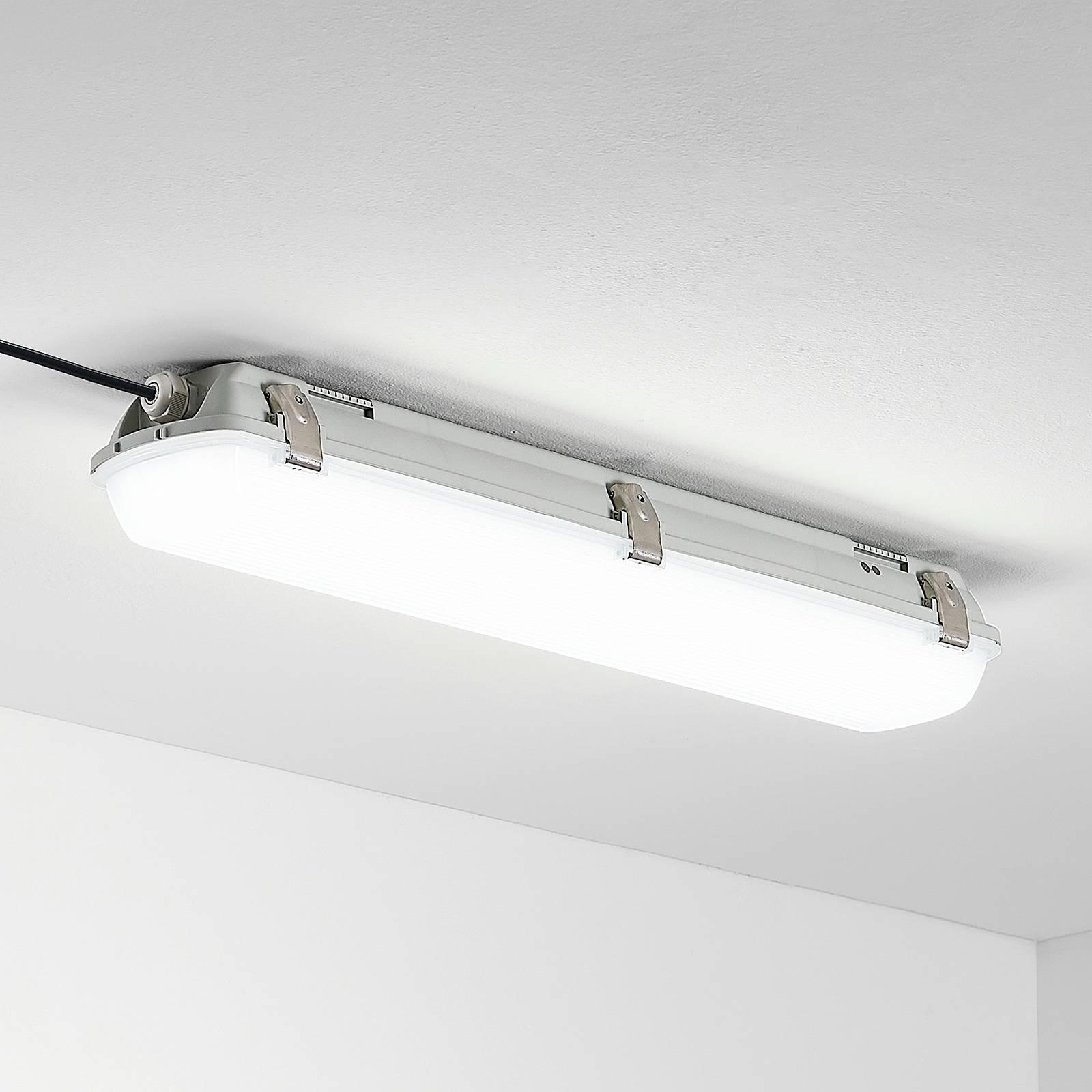 Arcchio Rao, kosteiden tilojen LED-valaisin 61,8cm