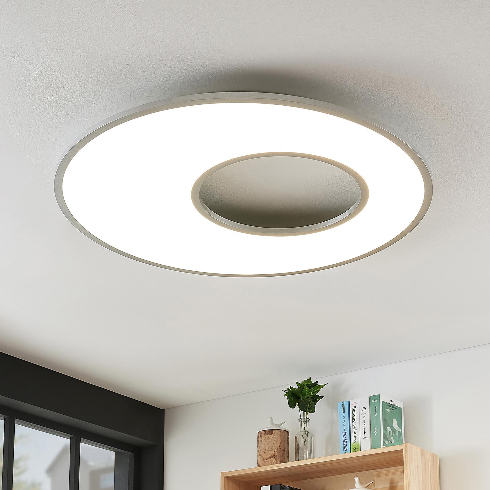LED-kattovalaisin Durun, CCT, pyöreä, 80 cm