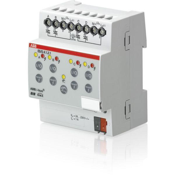 ABB 2CDG110058R0011 Lähtöyksikkö lämmitin elektroninen, KNX