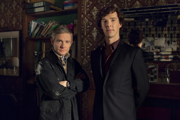 The Official Sherlock Live