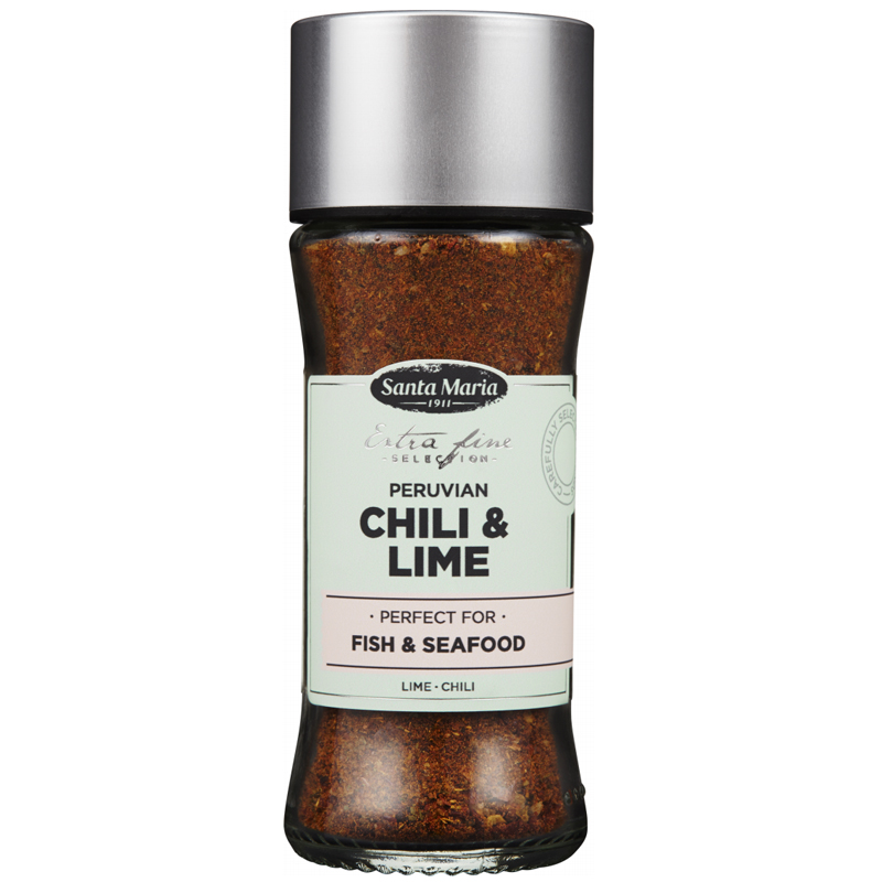 "Mausteseos ""Chili & Lime"" 50g - 53% alennus"