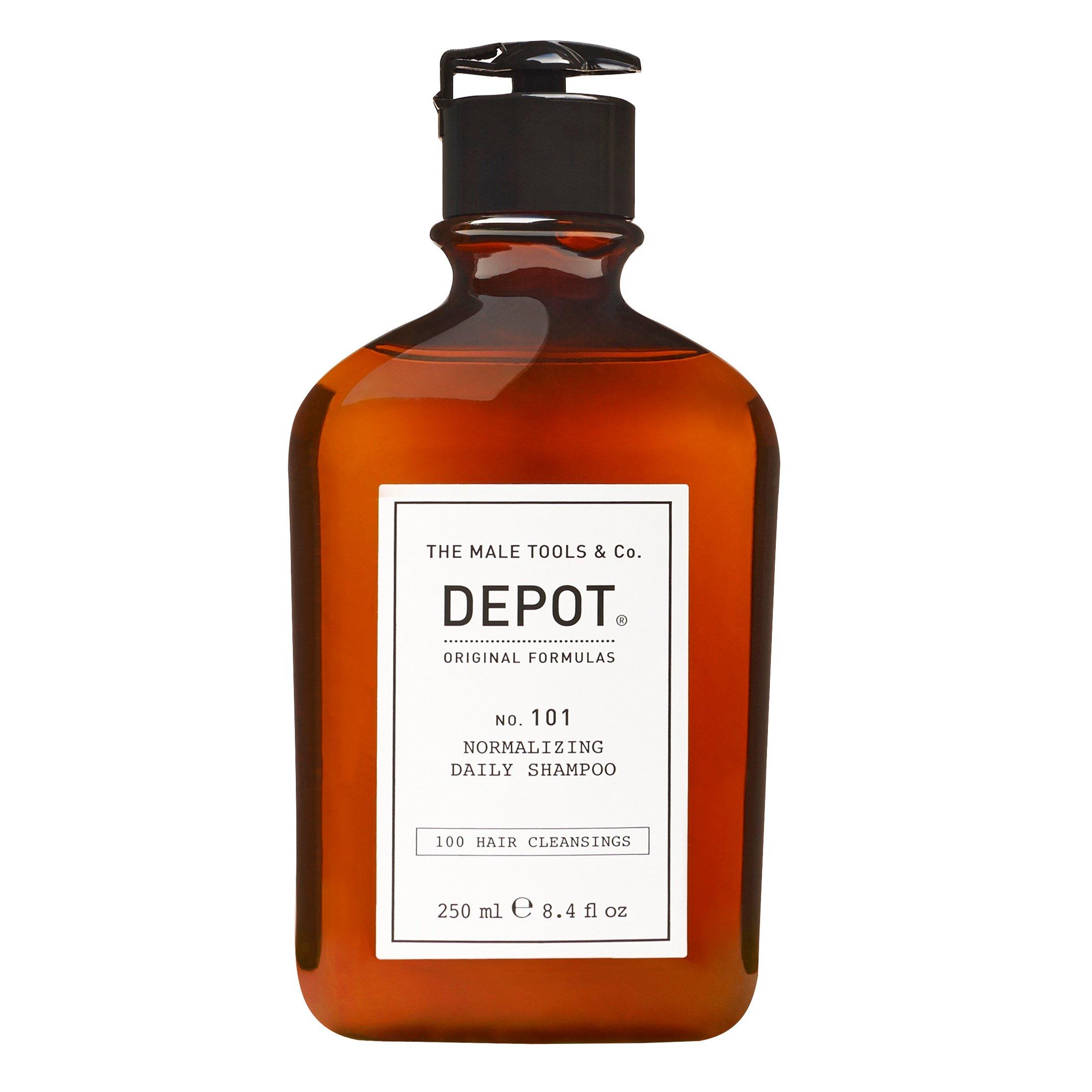 Depot - No.101 Normalizing Daily Shampoo 250 ml