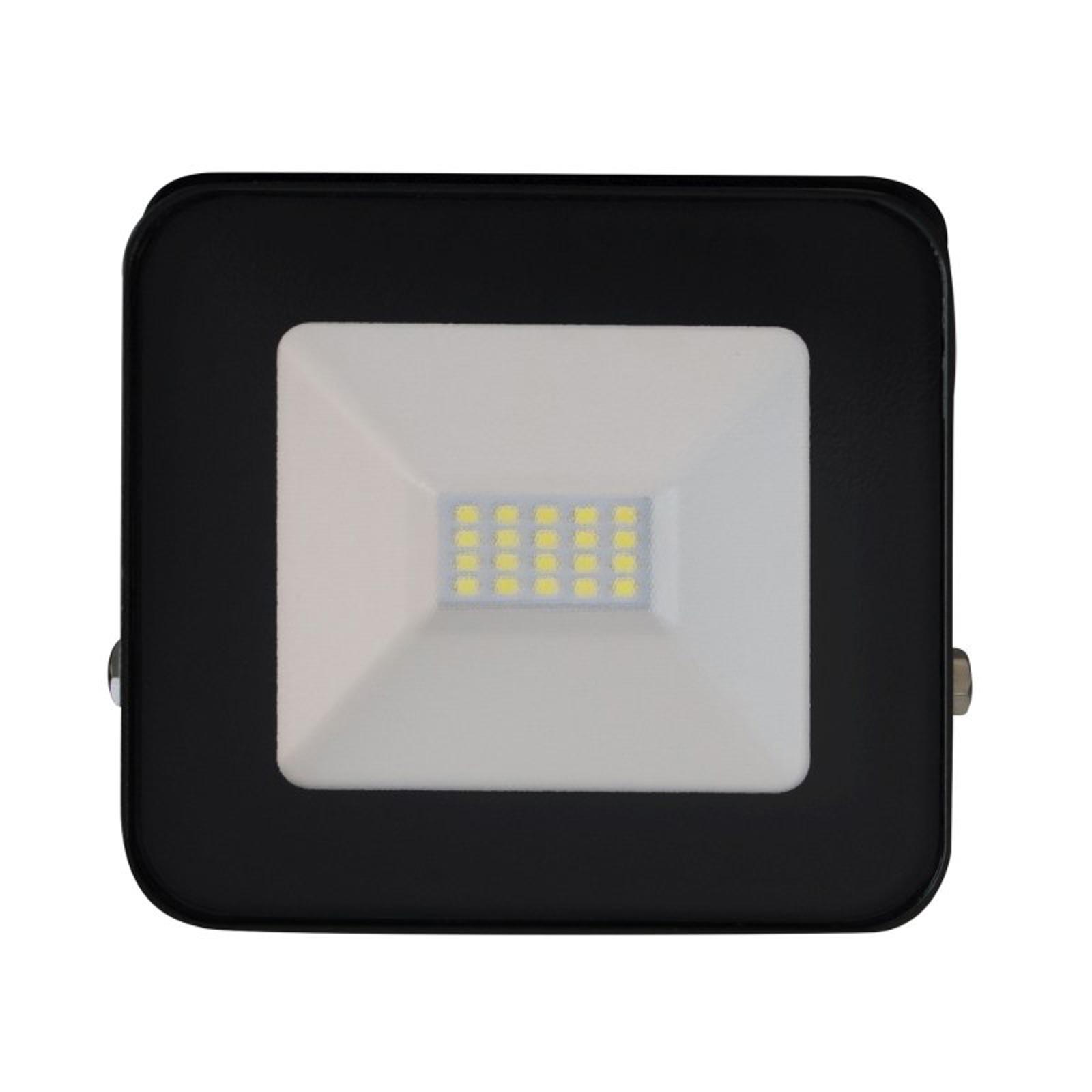 John-LED-kohdevalaisin ulos, musta 30 W