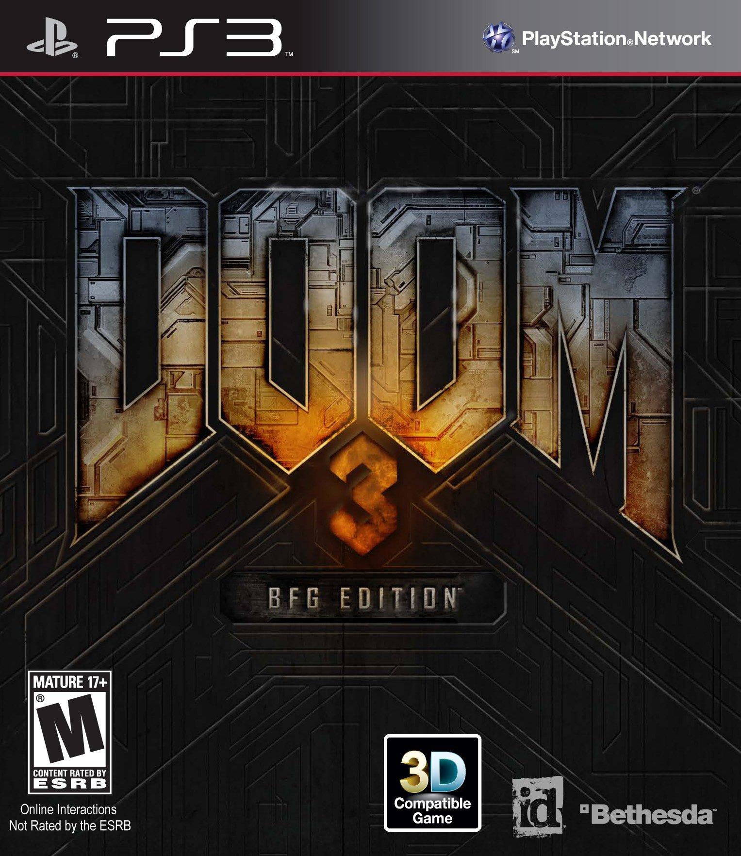 Doom 3 BFG Edition (Import)