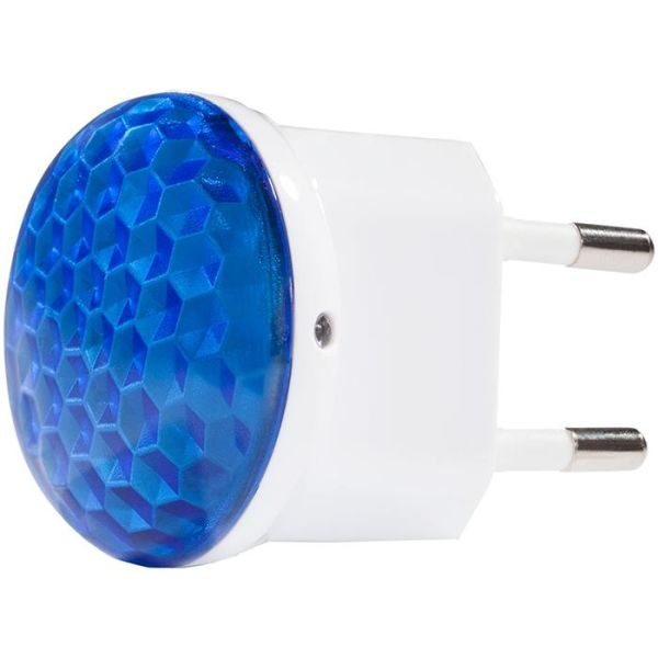 CAPiDi NL8 Nattlampe med sensor blå