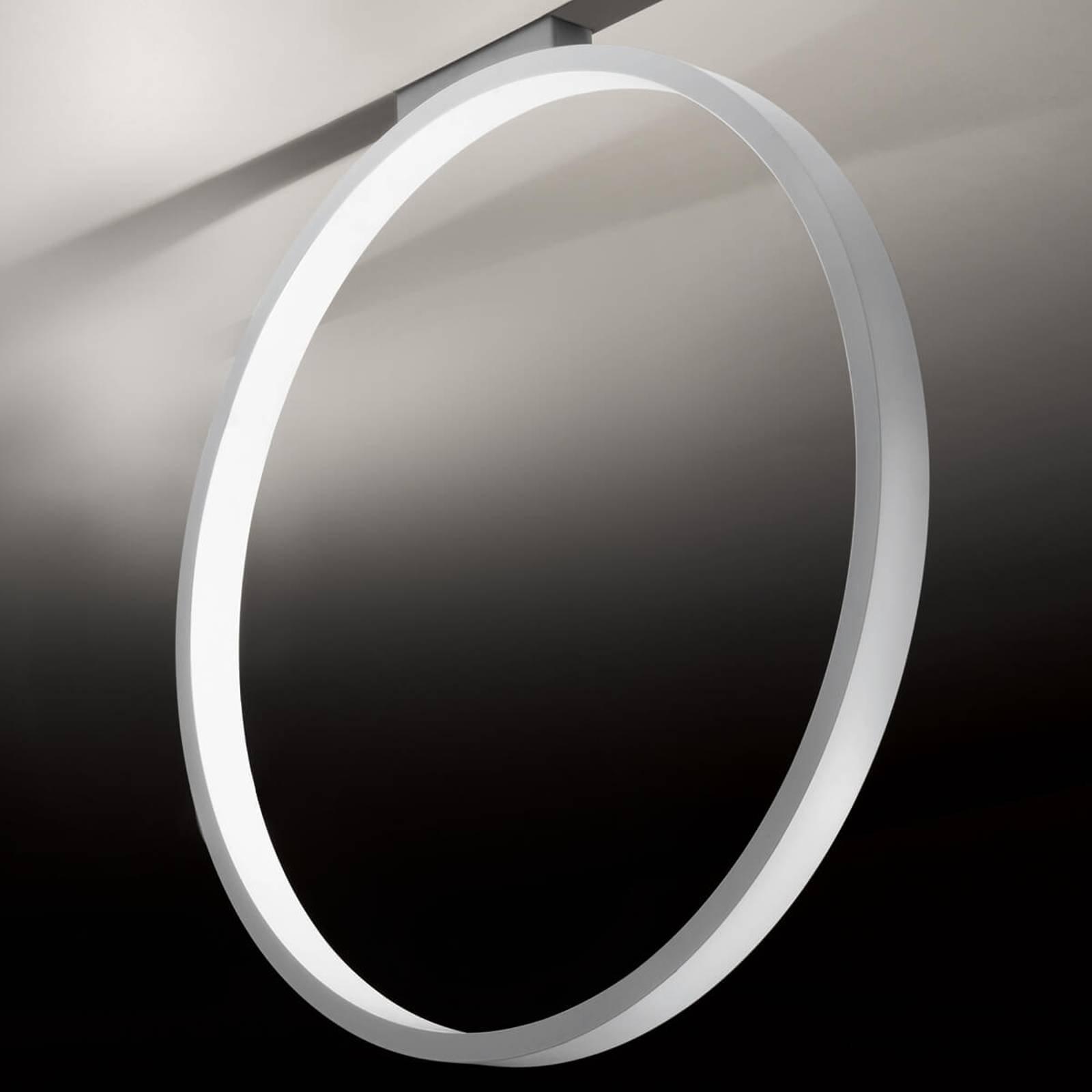 Cini&Nils Assolo - LED-taklampe, hvit, 70 cm