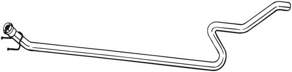 Pakoputki BOSAL 950-081