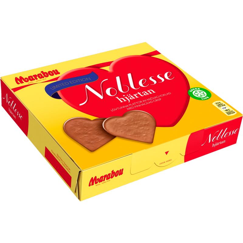 Suklaarasia Noblesse - 20% alennus
