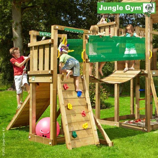 Jungle Gym Bridge Modul Komplett