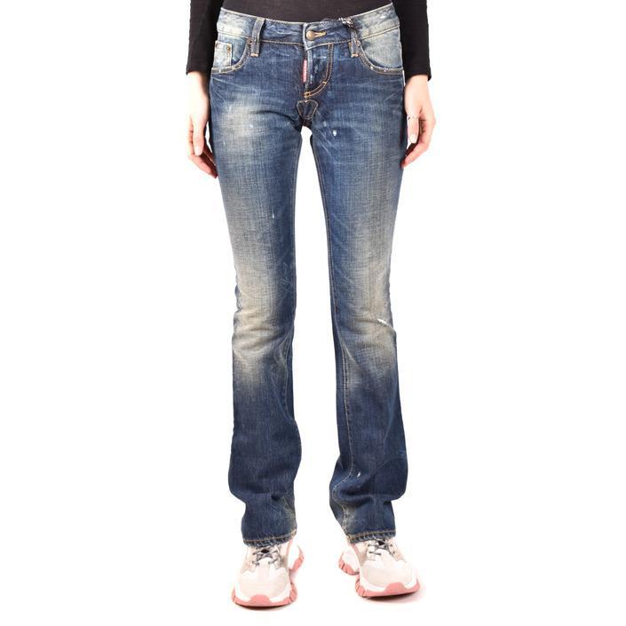 Dsquared Women's Jeans Blue 189852 - blue 38