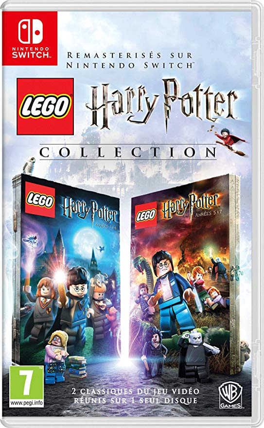LEGO Harry Potter Collection (UK/Nordic)