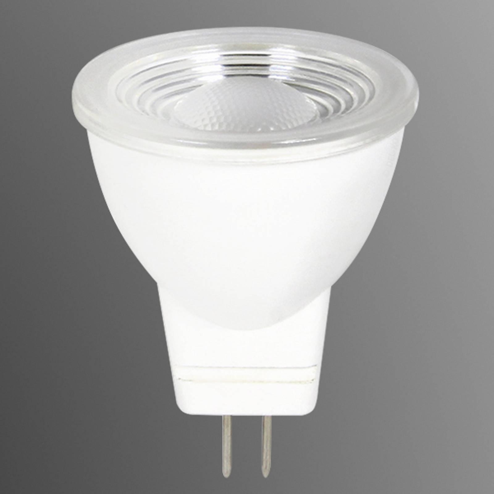 GU4 MR11 4W 830 LED-heijastin HELSO 60°