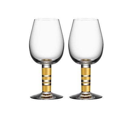 Per Morberg Premium Rødvinsglass 2-pakning 62 cl Klar