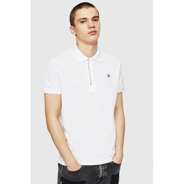 Diesel Men's Polo Shirt White 283890 - white L