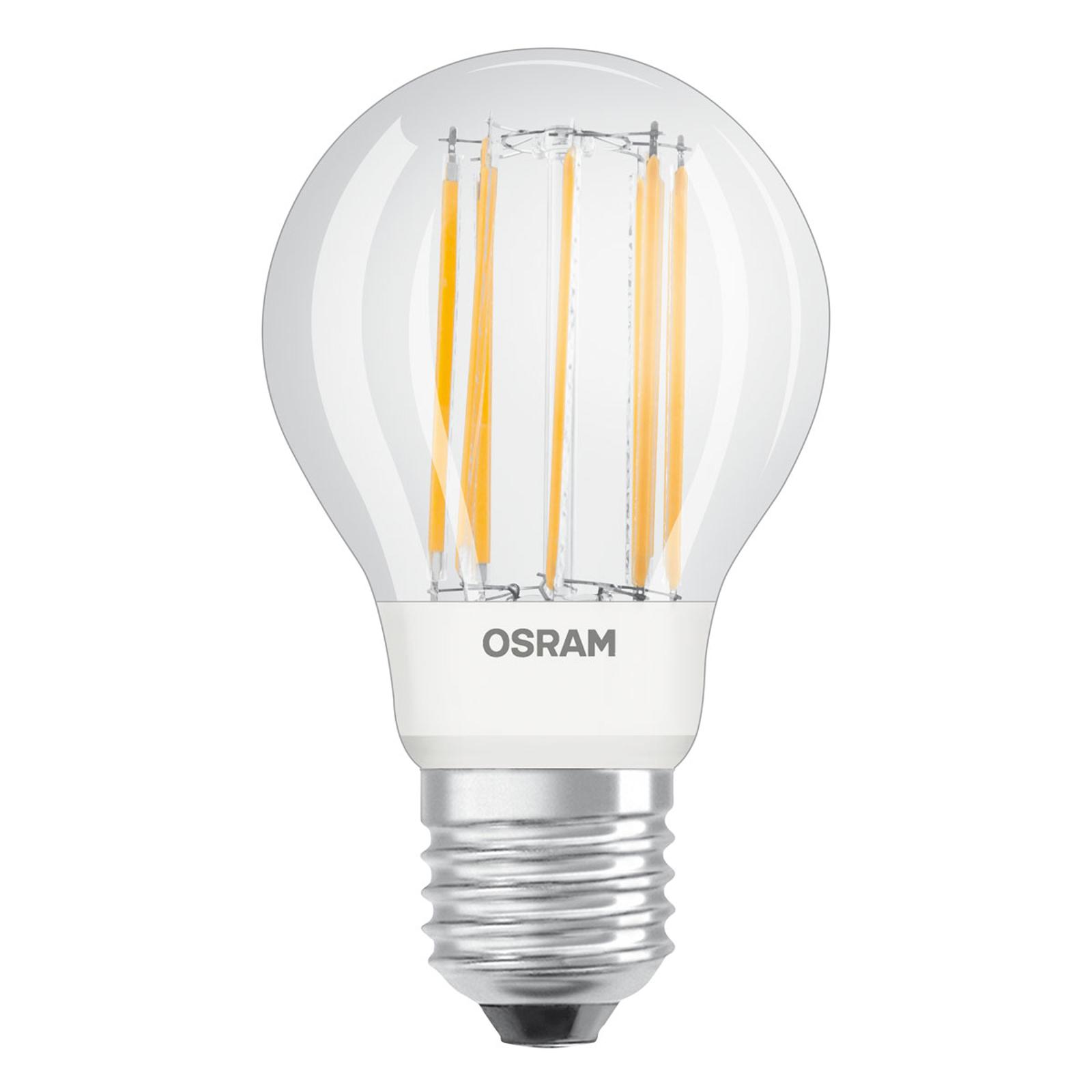 OSRAM-LED-lamppu Classic Filament 12W kirkas 2700K
