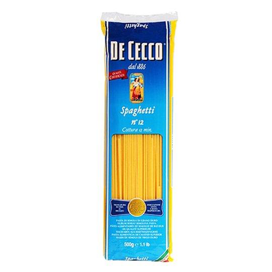 Spaghetti 500g - 44% rabatt