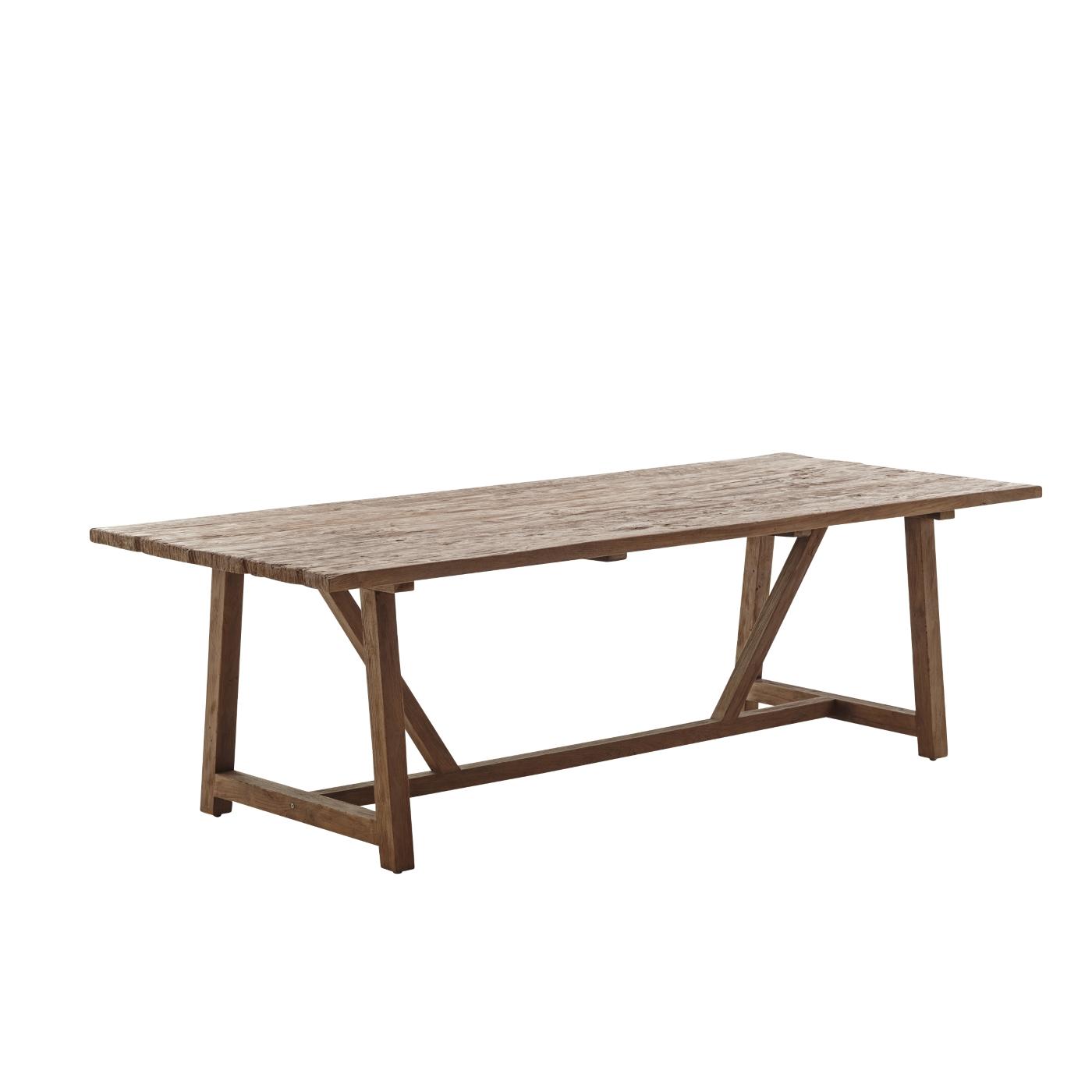 Matbord i teak 100 x 240 cm Lucas, Sika-Design