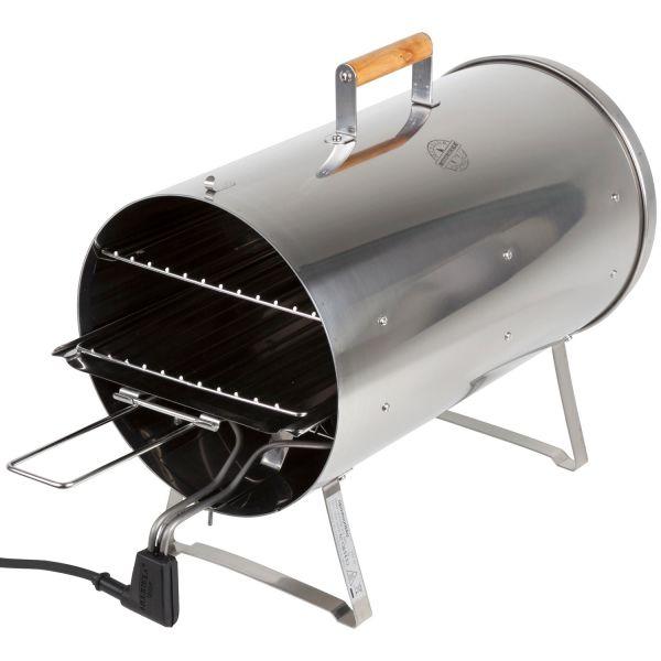 Muurikka 86845/LM Elektrisk røykovn 1200W, Ø28 cm