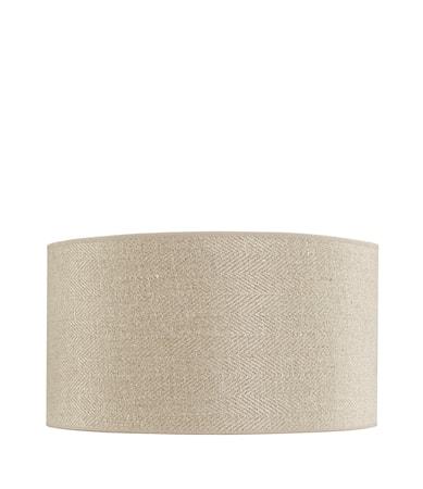 Cylinder Lampskärm Medium Linne