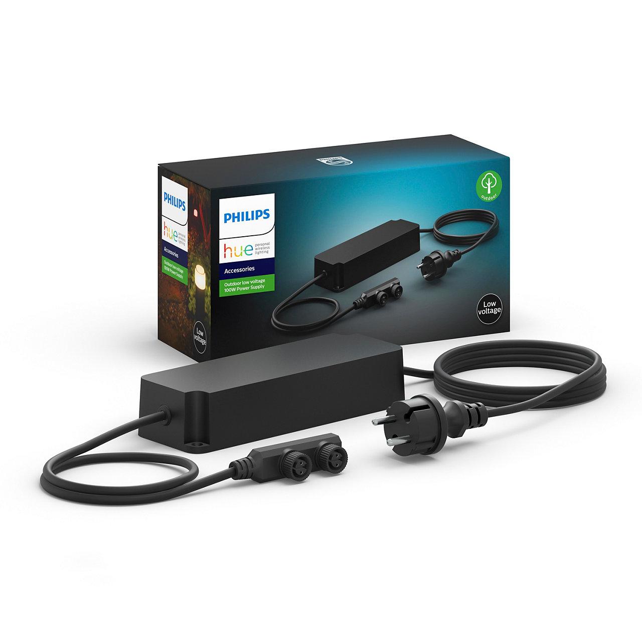 Philips Hue - Outdoor 100 Watt Powersupply