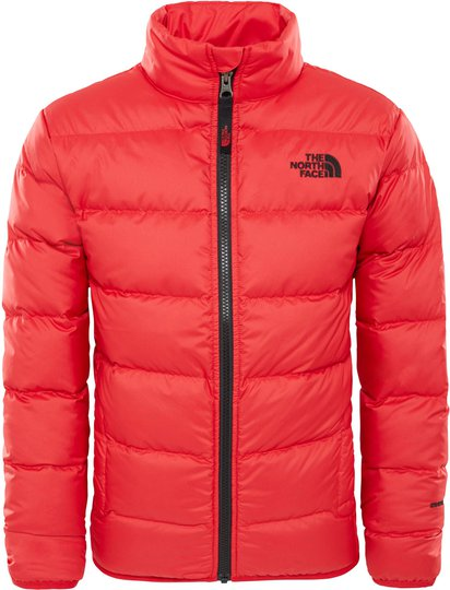 The North Face Andes Dunjakke Barn, TNF Red/ TNF Black S