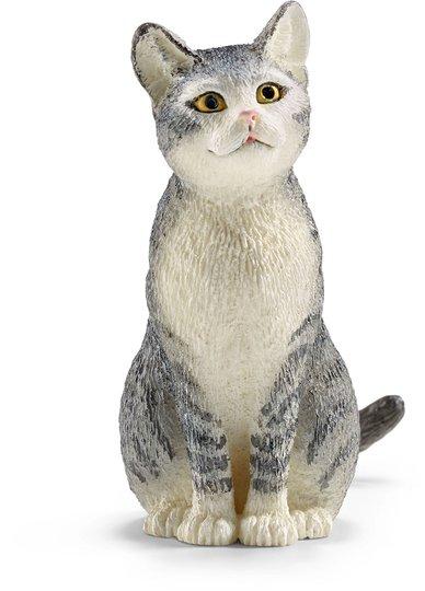 Schleich 13771 Katt Sittende