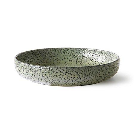 Gradient Ceramics Dyptallerken Green 2 stk