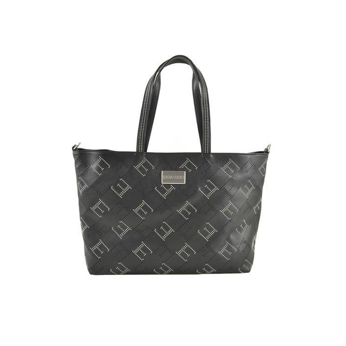 Ermanno Scervino Women's Shopper Bag Black 222491 - black UNICA