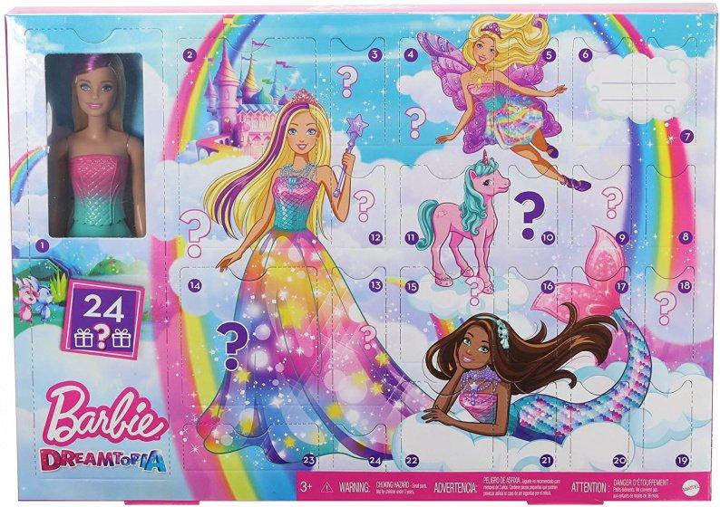 Barbie - Advent Calendar (GJB72)