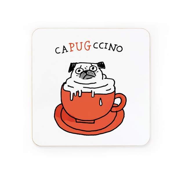 Capugccino Coaster