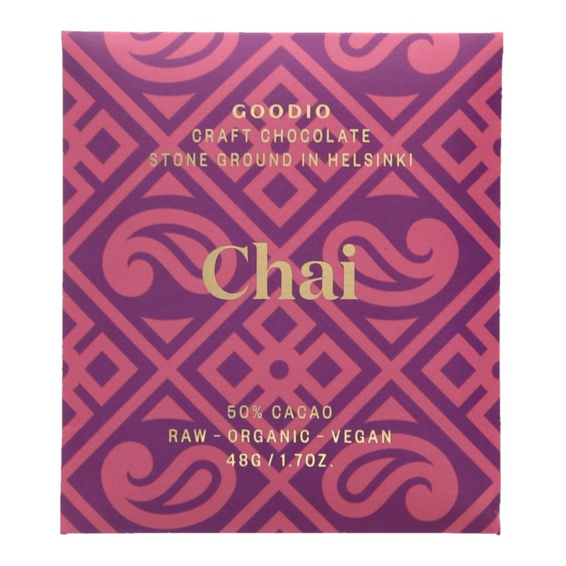 Eko Choklad Chai 50% - 49% rabatt