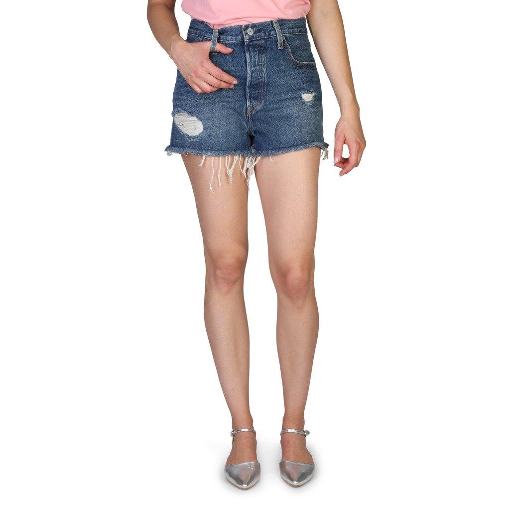 Levis Women's Short Various Colours 56327_501_SHORT - blue 25