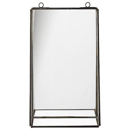 Speil Auria 15x26,5 cm